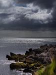 Zeegezicht bij Glenarm