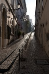 Lissabon - Bairro Alto - Rua de Sao Bento
