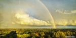 Regenboog bij Trappisten