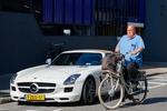 Dit is mijn Mercedes!