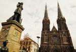 Willem II met de Heuvelse kerk