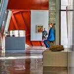 Groninger Museum - Mediterende suppoost